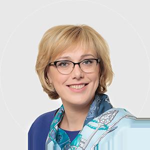 Директор Института Генплана Москвы Гук Татьяна Николаевна
